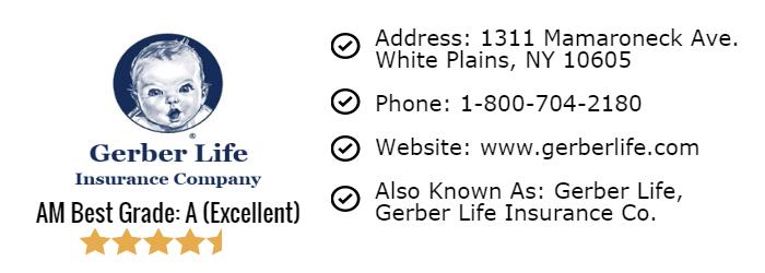 gerber life insurance reviews